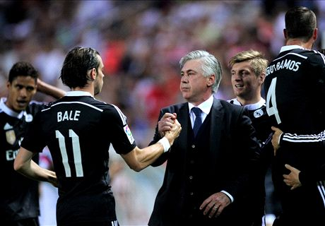 Ancelotti: Bale Lelah