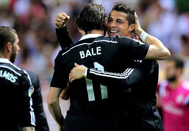 Seville 2-3 Real Madrid