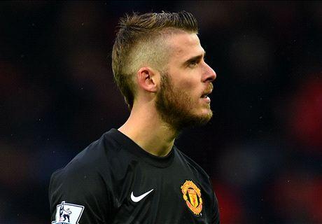 Madrid & Man Utd fight to save De Gea deal