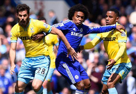 EN VIVO: Chelsea 1-0 Crystal Palace