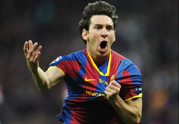 World Player Of The Week: Lionel Messi - Barcelona