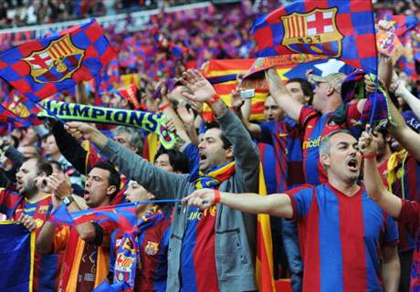 LIVE: Barcelona 1-0 Manchester United