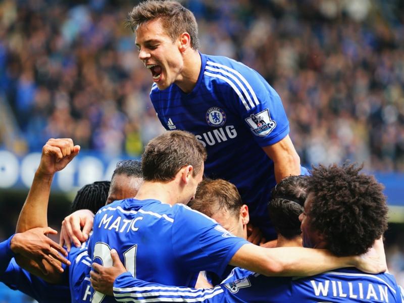Chelsea Kampiun Liga Primer Inggris 2014/15!