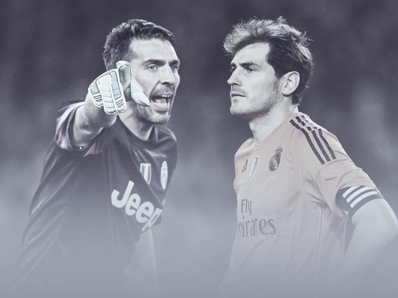 Porto-Juve : Casillas et Buffon, qui est le meilleur ?