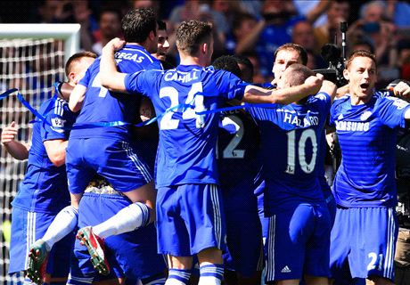 Chelsea wrap up emphatic title triumph
