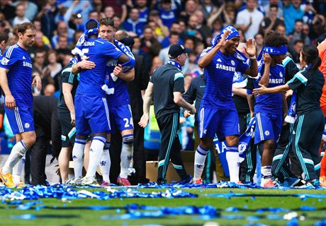 Chelsea Wraps Up Title Triumph