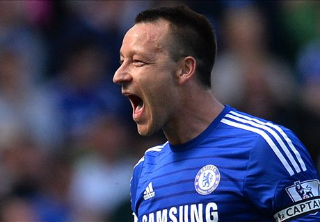 Terry takes swipe at Benitez