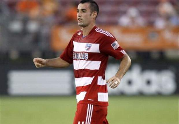 Houston Dynamo 2-2 FC Dallas: Dynamo pull out draw despite sending off