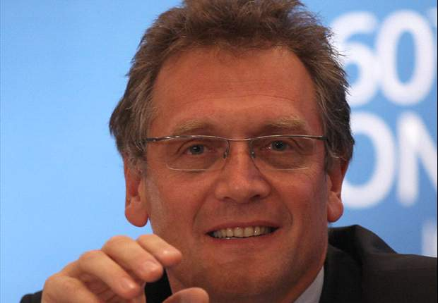 Jerome Valcke admits Fifa's rankings system is 'not very logical'