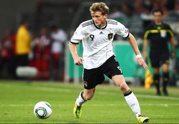 Germany's Andre Schurrle delighted with first international goal against Uruguay