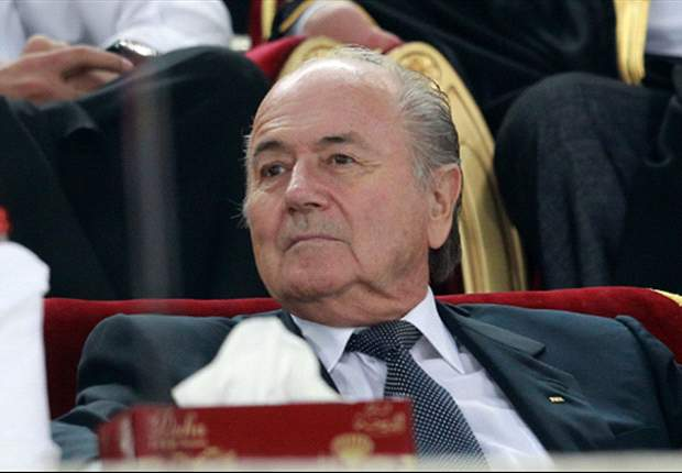 Blatter: Messi and Ronaldo rivalry tremendous for the game