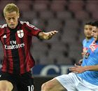 Napoli thrash 10-man Milan