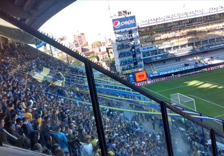 EN VIVO: Boca 0-0 River