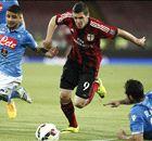 FT: Napoli 3-0 AC Milan