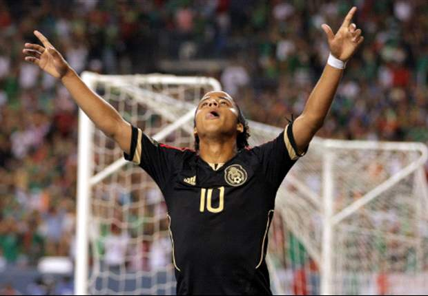 Chicharito and Mexico open up the Gold Cup against El Salvador tonight in Texas
