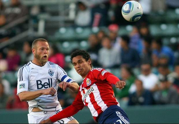Chivas USA 1-1 Vancouver Whitecaps FC: 'Caps earn first point under Soehn