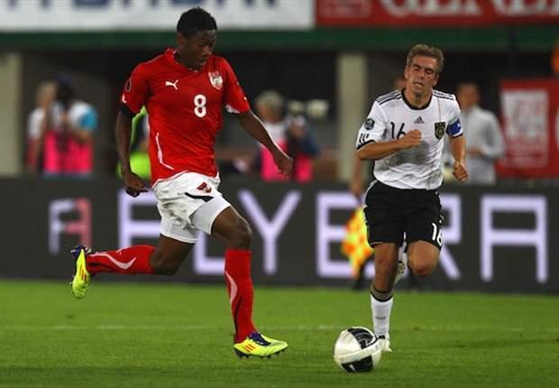 Austria 1-2 Germany: Mario Gomez brace rescues below-par visitors