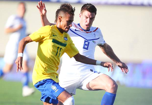 Brazil 0-0 Netherlands: Goalless in Goiania as titans play out friendly stalemate