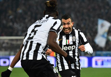 Simeone: Pogba & Tevez are Real threats