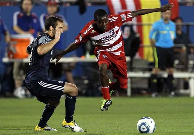 FC Dallas 1-0 New England Revolution: FCD control match in slim victory over Revolution