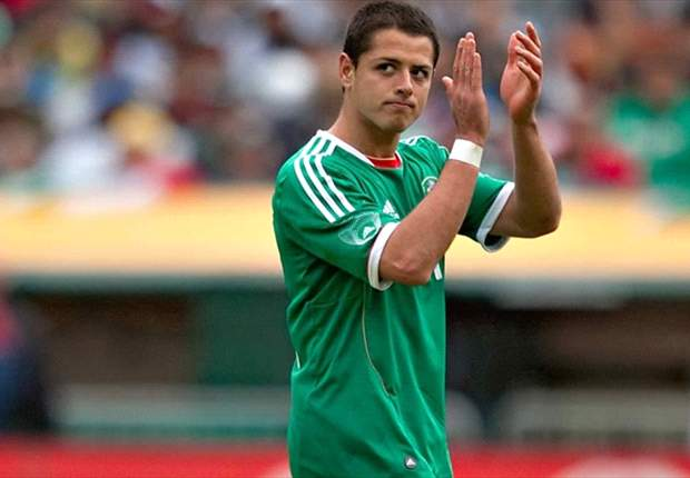 Mexico crushes El Salvador as Chicharito nets a hat trick in Gold Cup opener