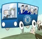 Cartoon: Mourinho goads critics