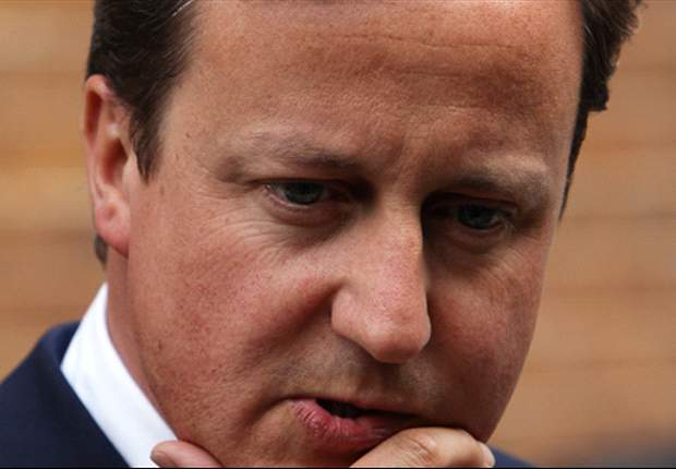 Prime Minister David Cameron aims to 'crush' racism in football