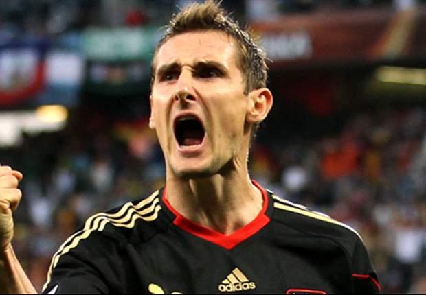 The world of football envies Germany - Miroslav Klose