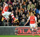FT: Hull 1-3 Arsenal