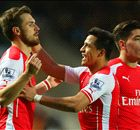 Alexis & Ramsey star in Hull rout