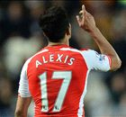 Wenger: Alexis has surprised me