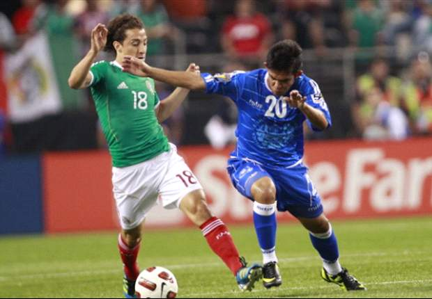 El Salvador looks to replicate past heroics against Mexico