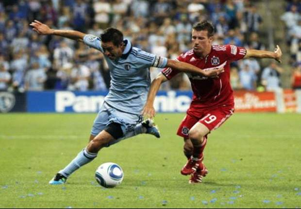 Sporting Kansas City 0-0 Chicago Fire: Sporting KC opens new park with draw against Chicago