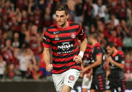Tomi Juric to leave Wanderers?