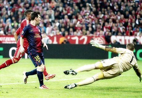 Neuer Meredam Messi, Suarez & Neymar