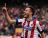Saul signs Atletico renewal