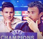 Metamorfosis Luis Enrique & Lionel Messi
