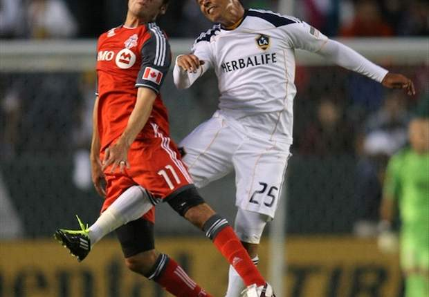 Toronto pleased with effort in 2-2 draw; Galaxy lament throwing away another lead