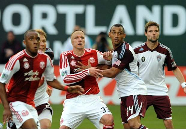 Portland Timbers 0-1 Colorado Rapids: Moor gives Rapids stoppage time win