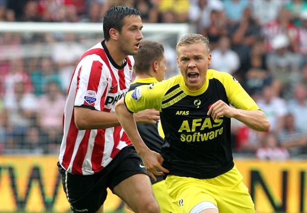 Official: Ajax wrap up deal for AZ's Kolbeinn Sigthorsson
