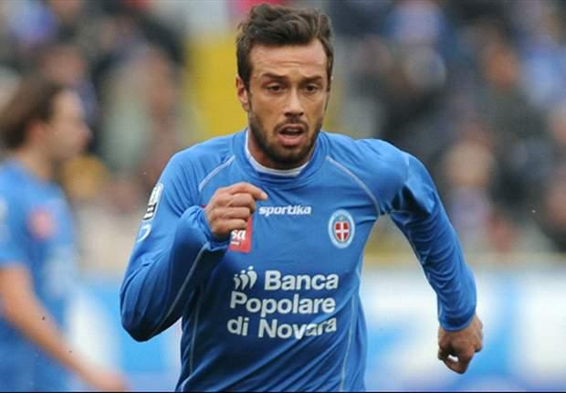 Novara's Marco Rigoni can't wait to face Inter, AC Milan & Juventus following Serie A promotion