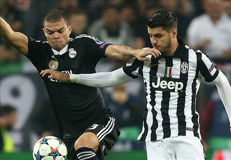 LIVE! Juventus - Real Madrid 2-1