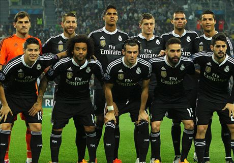 Real Madrid top Forbes list