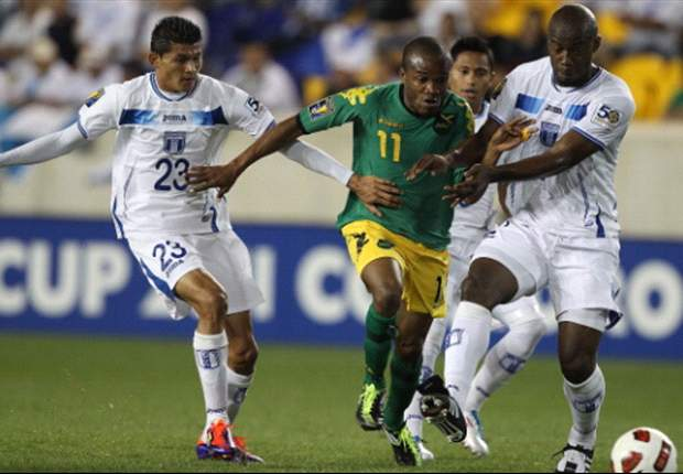 Honduras 0-1 Jamaica: Reggae Boyz top Gold Cup Group B
