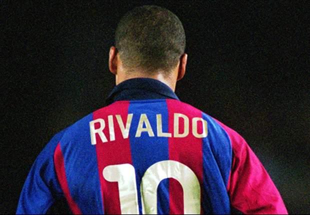 Rivaldo agradece en twitter el vídeo del Barça sobre su trayectoria en el club