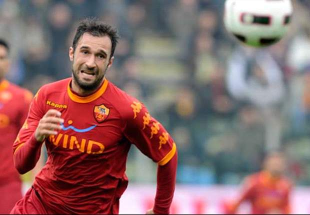 Roma's Walter Sabatini: We are eager to keep Mirko Vucinic, and negotiations with Juventus 'do not exist'