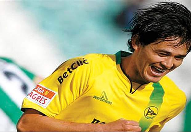 Tim Promosi J-League Boyong Edvaldo