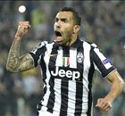 Morata & Tevez give Juve the edge