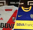 Goal te regala las camisetas de River y Boca
