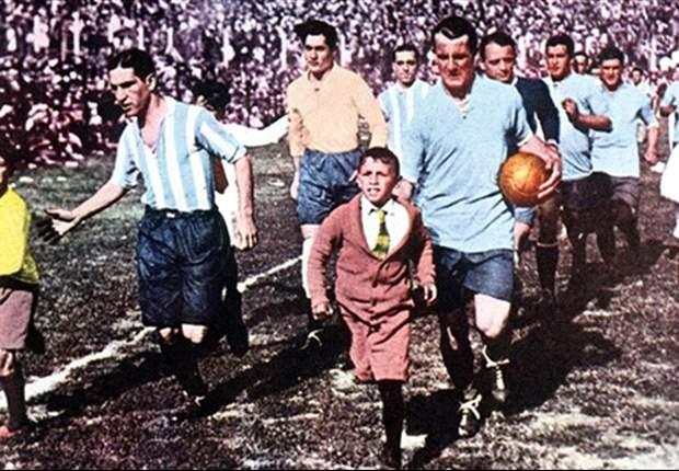 Sejarah Hari Ini (13 Juli): Partai Pertama Piala Dunia